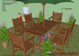 Plans For Patio Furniture Free by Home Garden Plans Gt100 Garden Teak Tables Woodworking Plans