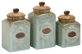 green canister sets kitchen best of ceramic kitchen canister sets and imax canister set houzz