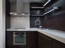Kitchen Island Decorative Accessories by Cabinets U0026 Storages Black Stylish Kitchen Suite With Contemporary