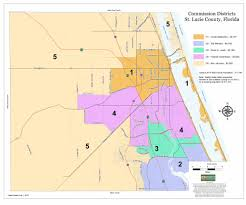 Florida Congressional Districts Map by Map Gallery St Lucie County Fl
