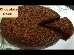 chocolate cake without oven egg less chocolate cake recipe