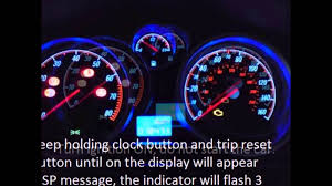 how to reset service light indicator opel agila b 2008 2012