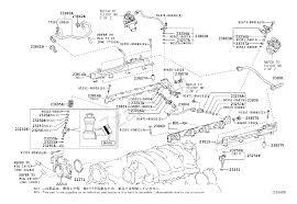 lexus ls jp fuel injection system illust no 1 of 2 1209 lexus lexus ls
