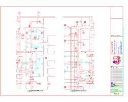 commercial building floor plans 8 unit apartment building plans architectural autocad drawings