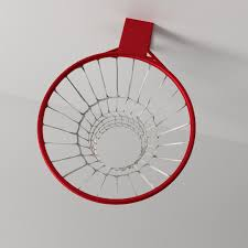 basketball hoop 3d cgtrader