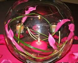 fish bowl centerpieces fish bowl centerpieces for weddings wedding decorations