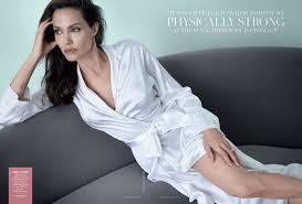 Vanity Fair Photographer Angelina Jolie For Vanity Fair By Mario Testino