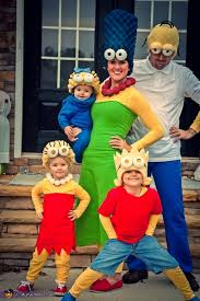 Toadette Halloween Costume Simpsons Family Costume Simpsons Halloween Costume Works