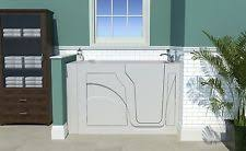 Walk In Bathtubs With Shower Walk In Bathtub Ebay