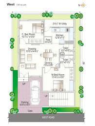 duplex house plans 150 sq yards homes zone