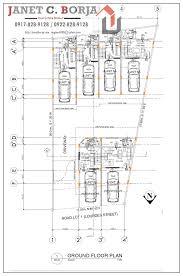 3 Storey Townhouse Floor Plans Mandaluyong Pre Selling 3 Storey Townhouse Lourdes Townhomes