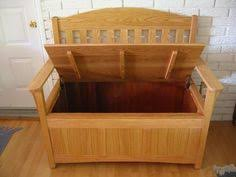Free Entryway Storage Bench Plans by Deacons Bench Projects And Organization Pinterest Deacons