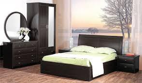 Torino Bedroom Furniture with Torino 2 Doors 2 Drawers Wardrobe With Mirror In Coffee