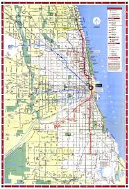 City Map Of Usa by Chicago City Limits Map 69 Simple With Chicago City Limits Map