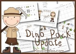 dinosaur pack royal baloo