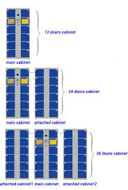 Outdoor Metal Storage Cabinet Latest Shenzhen Furniture Outdoor Luggage Parcel Locker