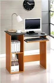 Small Computer Printer Table Desk Small Computer Desk Ikea Canada Office Wood Computer Desk