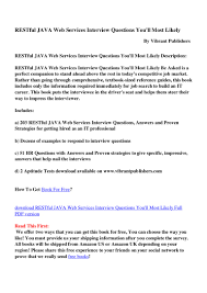 res tful java web services interview questions youll most likely id11 u2026