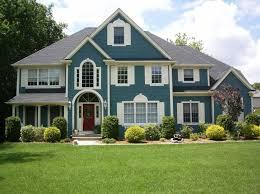 Exterior Paint Color Schemes Gallery - best exterior house paint colors u2014 indoor outdoor homes