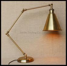 Bronze Swing Arm Table Lamp Popular Swing Arm Table Buy Cheap Swing Arm Table Lots From China
