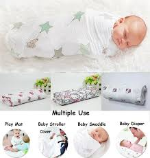 Engraved Blankets Baby 115x115cm Aden Anais Muslin Baby Blankets Bedding Infant 100