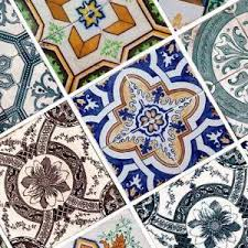 Portuguese Tiles Kitchen - tile decals stickers for ceramic kitchen tiles and bathroom tile
