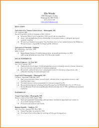 cover letter law resume examples best law resume