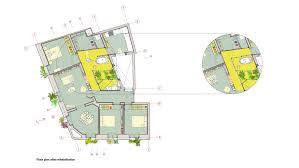 green house inside apartment interior renovation design idea