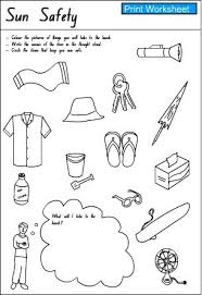 ideas about safety worksheets for kindergarten wedding ideas