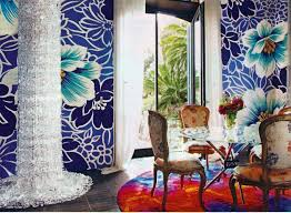 Dining Room Murals Purple Dining Room Wall Murals Through Blue Dining Room