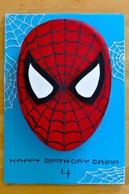 Halloween Themed Birthday Cakes Best 25 Spider Man Cakes Ideas On Pinterest Cake Spiderman