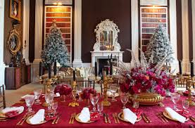 Holiday Table Decorating Ideas Interior Design Cool New York Themed Table Decorations Nice Home
