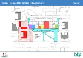 trafford centre floor plan gatley norris road redevelopment trafford housing trust
