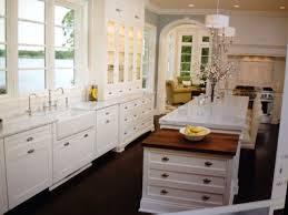 white kitchen with long island kitchens pinterest long kitchen design design ideas