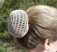 hair nets for buns 77 best bun covers and snoods images on buns chignons
