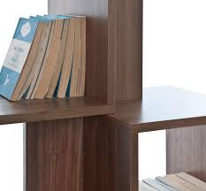 corner shelf modular original design wooden particle by