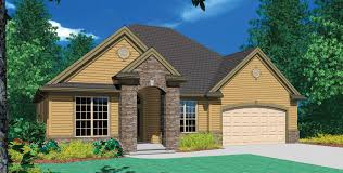 house plans with photos mascord house plan 1146a the reagan