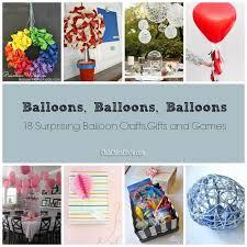25 unique balloon crafts ideas on crafts