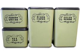 antique canisters kitchen green kitchen canisters sets 100 images retro kitchen