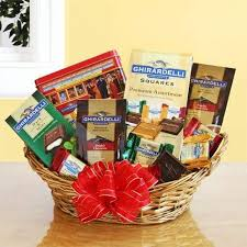 san francisco gift baskets buy ghirardelli san francisco gift basket at gifts la