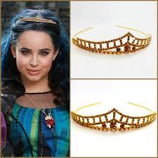 halloween crowns and tiaras disney descendants crown evie descendants tiara evie