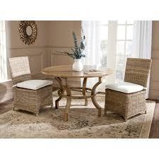 safavieh rural woven dining sebesi kubu soft rattan dining chairs