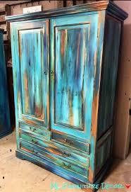 painted furniture bermuda blending a furniture finishing technique
