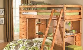 Study Bunk Bed Trentwood Study Loft Bunk Bed Haynes Furniture Virginia S