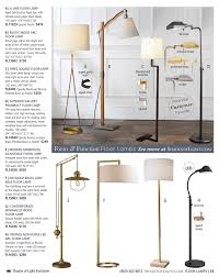 Bronze Swing Arm Floor Lamp Shades Of Light Farmhouse Classics 2017 Page 52 53