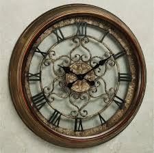 beautiful bronze wall clock 126 bronze coloured wall clocks bronze