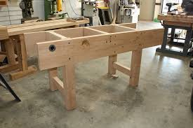 Woodworking Bench Plans Pdf by English Workbench Designs The Nicholson