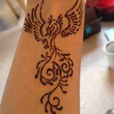 henna tattoo 5 southall phoenix rising from the ashes tattoos1