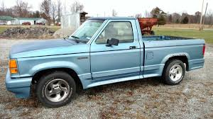 Do They Still Make Ford Rangers Rare Ranger 1989 Ford Ranger Gt