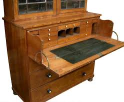 Antique Secretary Desk With Bookcase by George Iii Secretary Bookcase English 1810 Country Style Omero Home